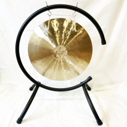 Wind Gong 45cm Note Fa Dièse + Support