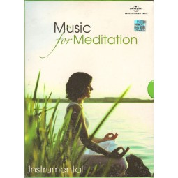 Coffret Music for Meditation 3 CD