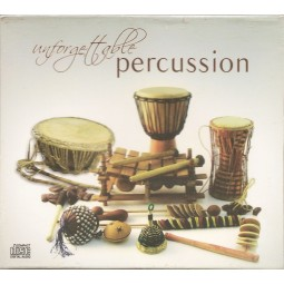 CD Unforgettable Percussion
