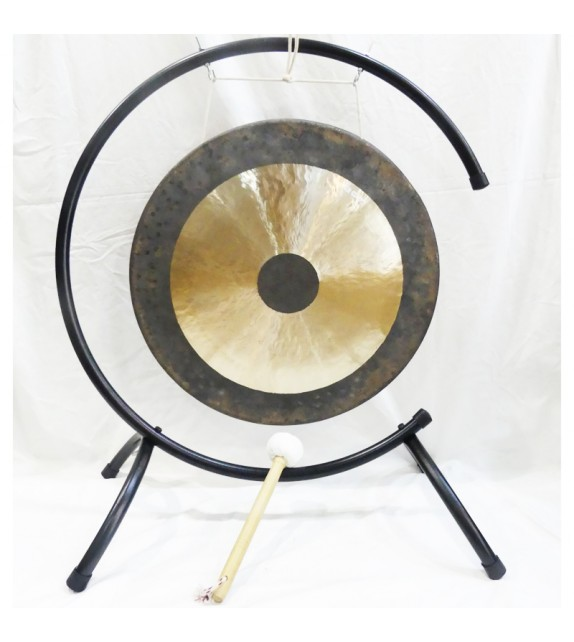 Chao Gong 60cm Note Do Dièse + Support