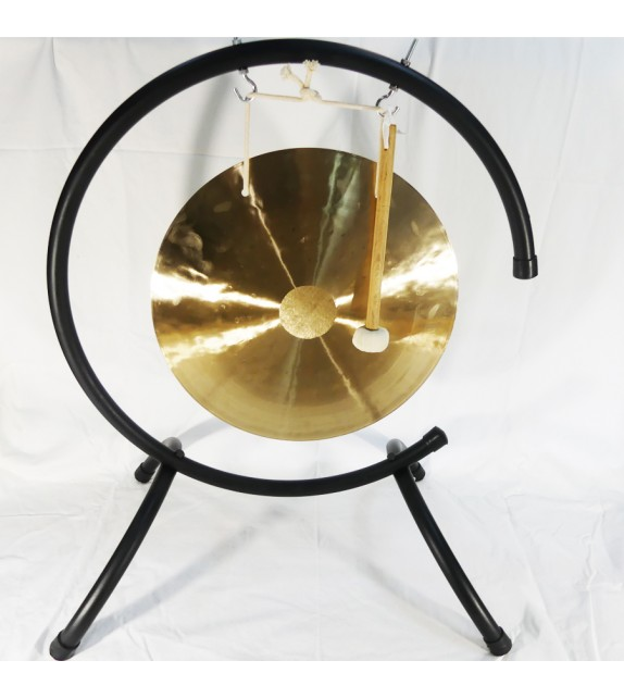 Wind Gong 40cm Note Sol + Support